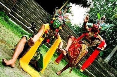 Padepokan seni Mangun Dharma